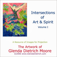 Intersections of Art & Spirit, Volume I